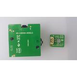 Botonera 40 43d140 Keb2lg Y Sensor Ir 40-22d160-ire2lg
