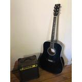 Guitarra Mercury Electroacustica