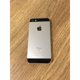 Iphone Se 32 Gb Silver Impecable