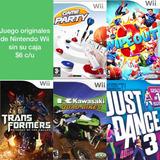 Videojuegos Para Nintendo Wii - Usados