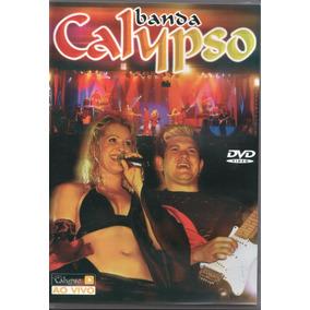 Dvd Banda Calypso - Ao Vivo Em São Paulo