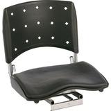 Cadeira Banco Assento Estofado Barco Giratória Anatômica