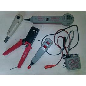 Chicharra Y Kit Para Instalacion De Redes