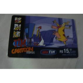 C Pre Pago / Tim Brasil / Cartoon Network Vaca E O Frango