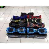 Hoverboard Smart Balace 6.5 C/ Leds Na Frente E Bolsa