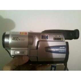 Camara Sony Handicam Vision, Video Hi8, Trv58 Ntsc