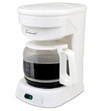 Coffee Maker Continental Blanco 12 Tzs Icb Technologies