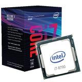 Procesador Core I7 8700 4.60 Ghz 8va Generacion