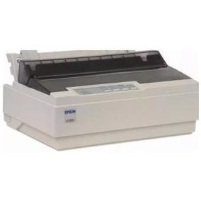 Impressora Matricial Epson Lx 300+ Lx300+ Lx-300+ 80 Colunas