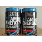 Amino Bcaa 360 Energize 30 Servicios 02 Unidades