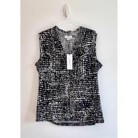 Blusa Calvin Klein Feminina - Calçados, Roupas e Bolsas no Mercado ... 4ab5cb460d