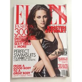 Revista Elle Kristen Stewart