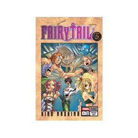 Todobloques Panini Manga Fairy Tail N.5