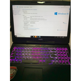 Notebook Gamer Avell 1050ti / 16gb / I5