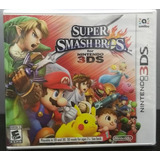 Super Smash Bros.-3ds