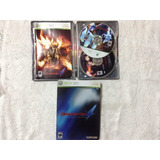 Xbox 360 Devil May Cry Collectors Edition