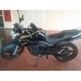 Adesivo Yamaha Fazer 250 - 2014 Black Limited Edition