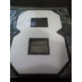 Adesivo Números * Camisa Adulto * 2 Unidade * Frete R$ 12,00