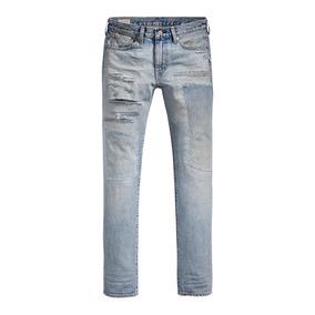 Calças Masculino Cintura baixa Azul claro no Mercado Livre Brasil 4e74c9df580