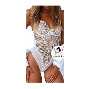 Hermoso Body Super Sexy, Color Blanco Talla M