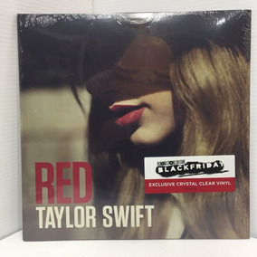 Lp Taylor Sweet Red Record Store Day Smoke Clear Vinil