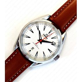 54235c903c1 Relogio Omega Seamaster Fundo Branco - Relógios no Mercado Livre Brasil