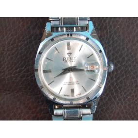 74e7eb3b7bf Relógio Rubys - Relógios De Pulso no Mercado Livre Brasil