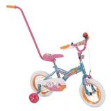 Bicicleta Infantil Aro 12 Huffy Pet Rescue Azul/rosado