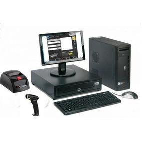 Kit Pdv Com Computador, Sistema Programa, Impressora, Etc...