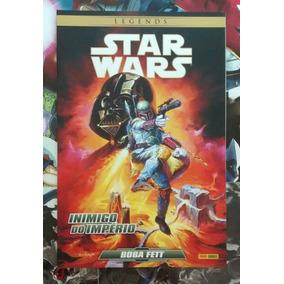Star Wars Legends Boba Fett - Inimigo Do Império