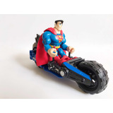 Superman. Set Super Héroe. Juguete Niño
