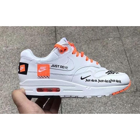 outlet store b6d99 a6395 Nike Air Max 1 Just Do It