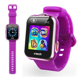 Reloj Samrtwatch Vtech Kidizoom Dx2 Púrpura 2 Cámaras Nuevos