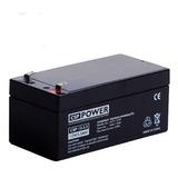 Bateria Gel Selada 12v 3.3ah - Tecnologia Agm Vrla No-break