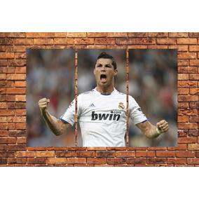Cuadro De Cristiano Ronaldo - Decoración para el Hogar en Mercado ... d1185c5b73b56