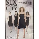 Dvd Sex And The City 1° Temporada Completa