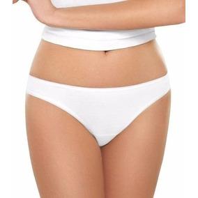 Bikini De Dama Blanco Pack De 3 Unidades Fruit Of The Loom