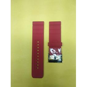 Pulseira adidas Santiago Xl Vermelho Original