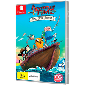 Jogo Adventure Time Pirates Of The Enchiridion Switch.