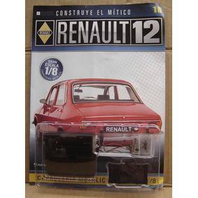 Renault 12 Para Armar Fasciculo Y Piezas Nº 18 Escala 1/8