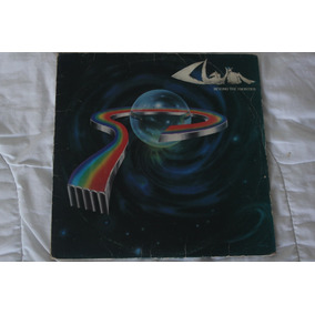 Lp - Clavion - Beyond The Frontier, 1988