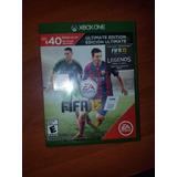 Juego De Xbox One Fifa 15 Ultimate