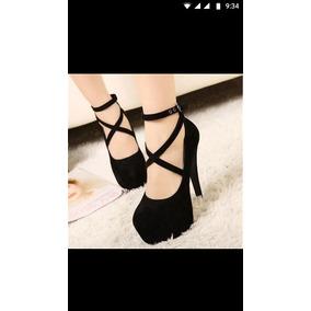 Sapato Scarpin Importado Novo