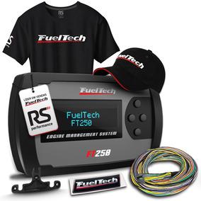 Fueltech Ft250 3 Metros + Mega Brindes + 12x Sem Juros