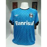 Camisa Gremio Treino 2015 - Futebol no Mercado Livre Brasil 4b4589b465271