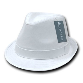 Sombrero Gardeliano Fedora Gorro Poliester - Ropa y Accesorios en ... 055691a1591c