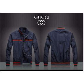 21b07727e43e4 Precio. Publicidad. Anuncia aquí · Chaqueta Gucci Cuero Hombre Original  Edicion Especial