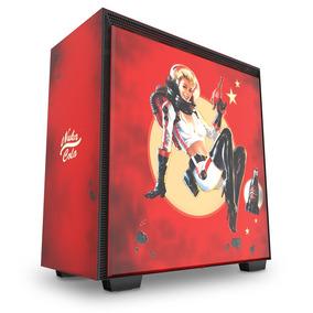 Caja Gamer Atx Nzxt H700 Nuka Cola Edition