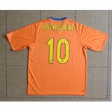 Camisa Barcelona Ronaldinho Gaucho - Futebol no Mercado Livre Brasil 992944e49bf48