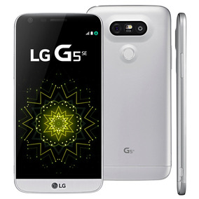 Lg G5 Prata 32gb- Android 6.0 4g Camera 16mp 1.8 Ghz